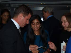 Andrew Milton, Press launch London, Constance Hotels & Resorts