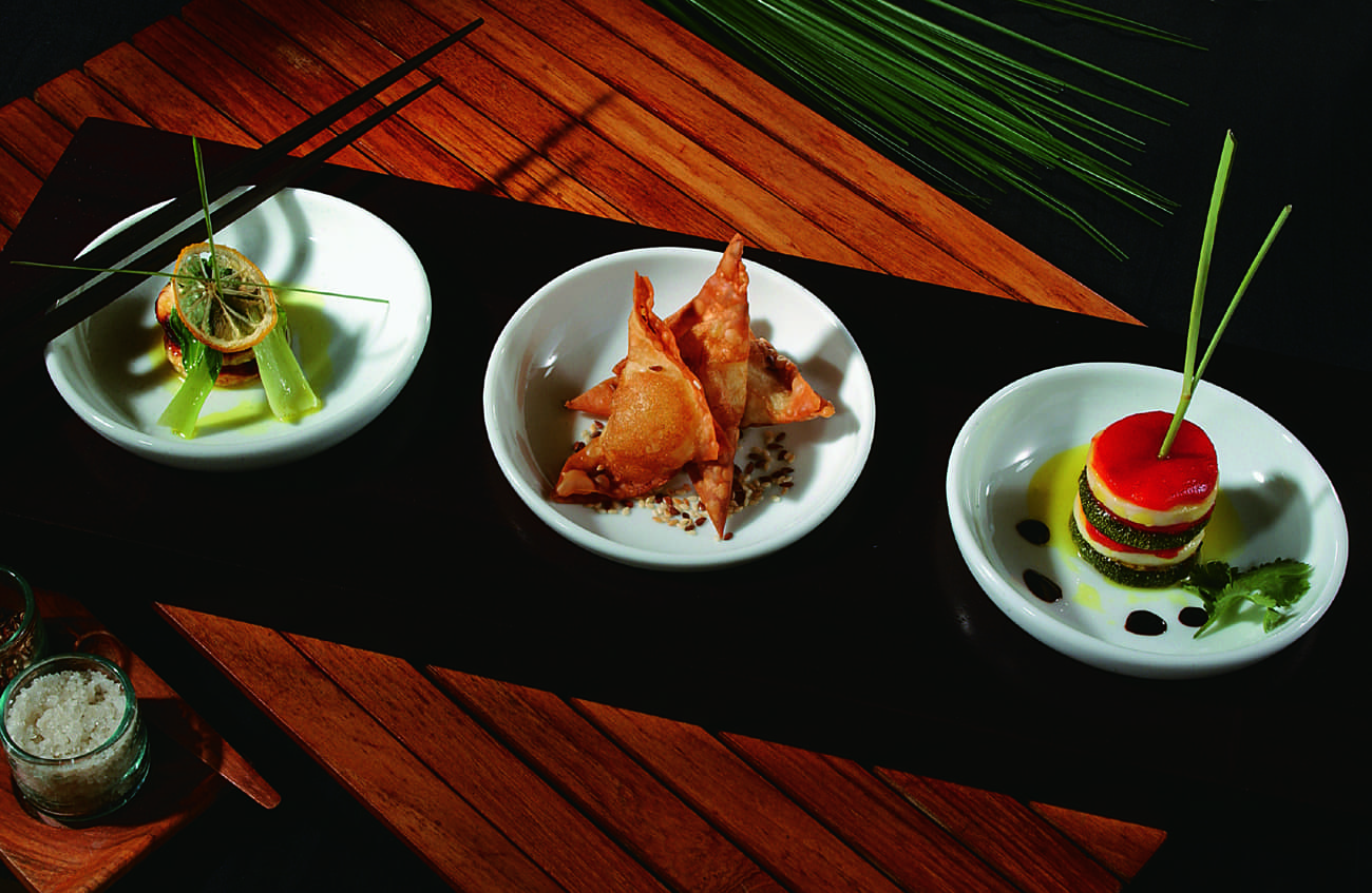 Culinary delights at Constance Hotels & Resorts