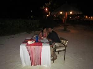 Chirag and Vipasha Singh at Constance Ephelia, Seychelles