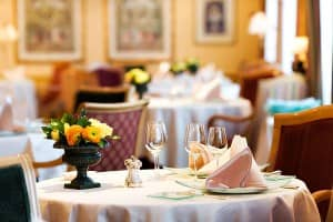 Le Chat Botte at Beau-Rivage