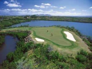 Golf at Constance Legend Course, Mauritius