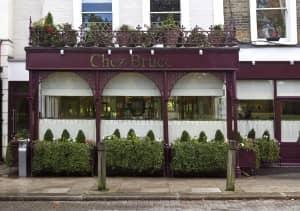 Chez Bruce, London, UK