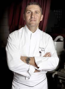 Chef Dominique Gauthier