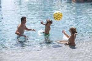 Family holidays at Constance Belle Mare Plage