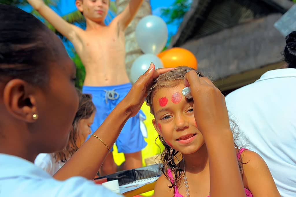 Constance Le Prince Maurice Kids Club
