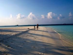 Beach paradise in the Maldives with Constance Hotels & Resorts