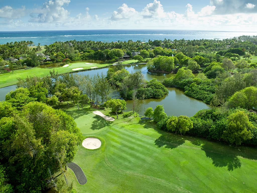 Constance Belle Mare Plage, Legend golf course
