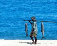 Fishing at Tsarabanjina