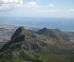 Moka Range, Mauritius