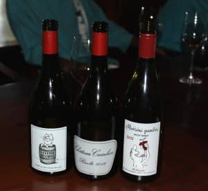 Wines from Marcel Lapierre