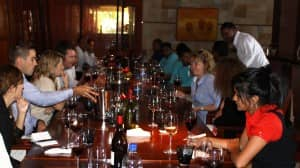 Wine training with Marie Lapierre at Constance Hotels & Resorts