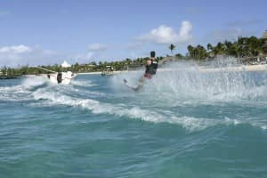 Watersport at Constance Belle Mare Plage