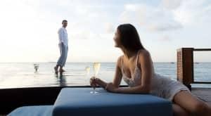 Island romance at Constance Halaveli