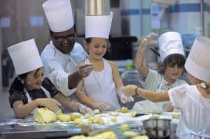 Culinary fun at Constance Lemuria