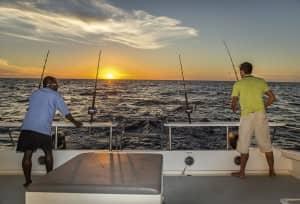 Big game fishing, Constance Tsarabanjina