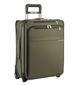 Briggs & Riley Cases with CX Compression Packing Technology