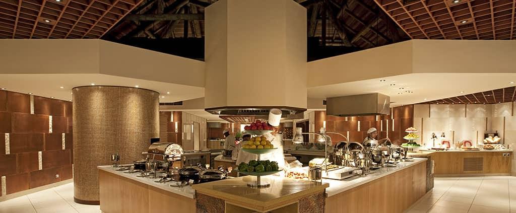 Corossol restaurant at Constance Eph├®lia, Seychelles