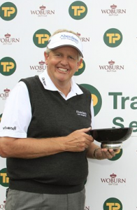 Colin Montgomerie storms victorious at Senior Masters