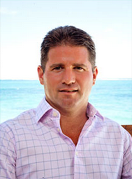 Andrew Milton, Constance's Chief Operations Officer