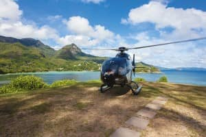 Discover Mauritius from the air