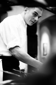 Danish Michelin-star chef Thomas Rode Andersen