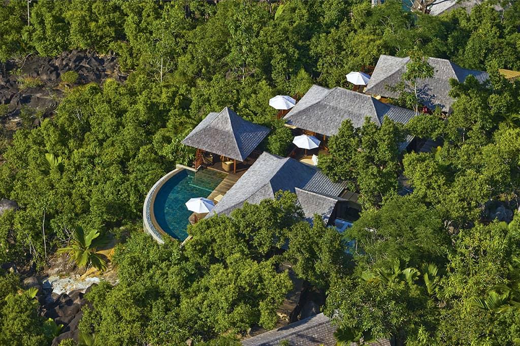 Constance Eph├®lia, Seychelles