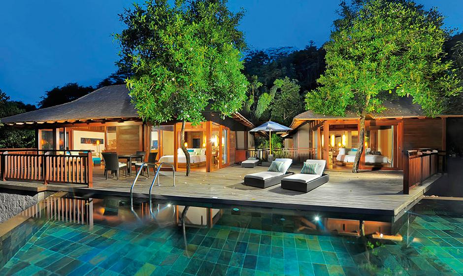 Presidential Villa at Constance Eph├®lia, Seychelles
