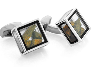 Best luxury gifts: Dinosaur Bone Cufflinks