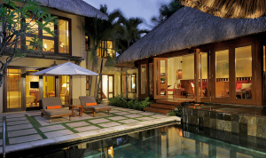Soak up the luxury at Constance Belle Mare Plage