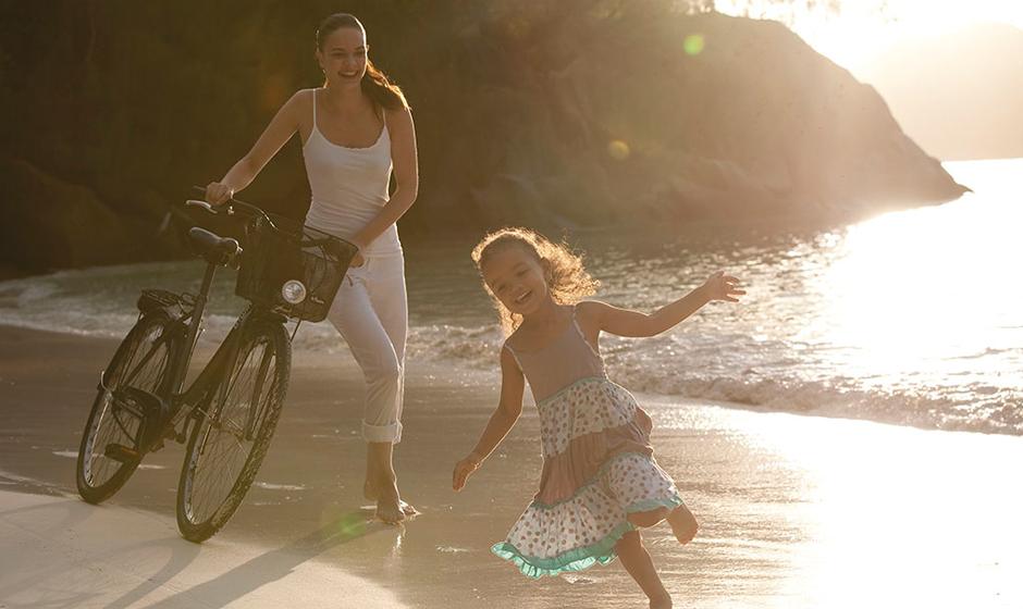 Family holidays at Constance Eph├®lia, Seychelles