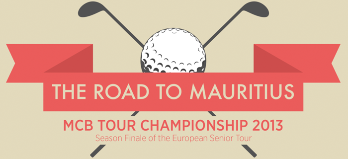 Infographic: The Road to Mauritius MCB Tour Championship 2013