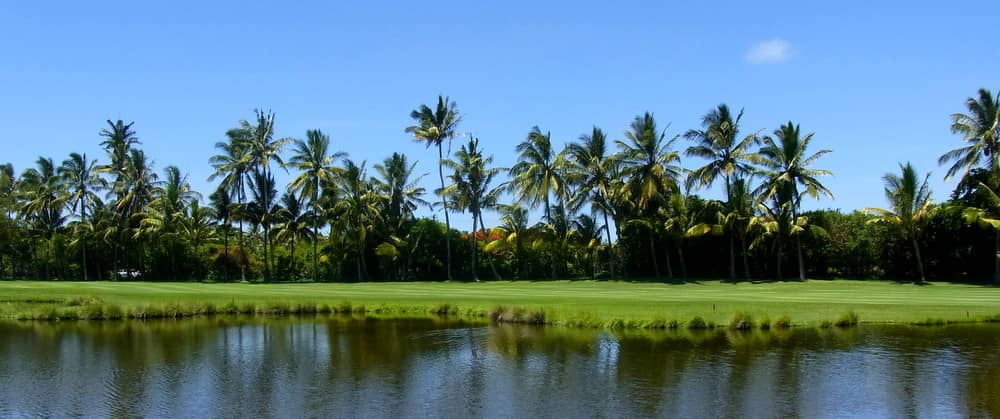 Legend golf course at Constance Belle Mare Plage