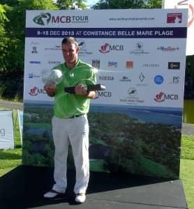 Paul Wesselingh wins MCB Tour Championship 2013
