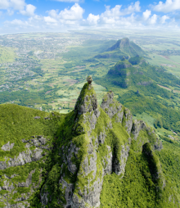 Things to do in Mauritius - Helicopter ride over the island