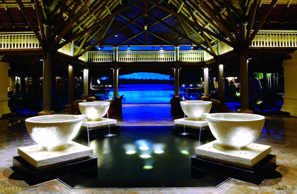 Lobby at Constance Le Prince Maurice, Mauritius - Trip Advisor Travellers' Choice Hotels Awards
