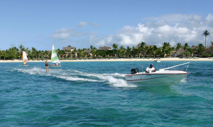 Watersports at Constance Belle Mare Plage