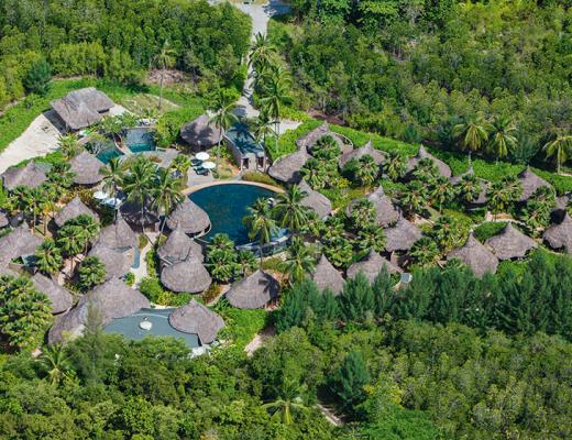 Spa Village, Constance Eph├®lia, Seychelles