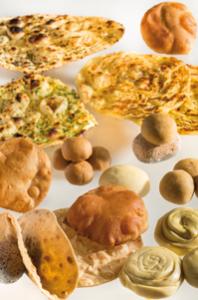 Constance Halavel's chapatti & banana puri recipe