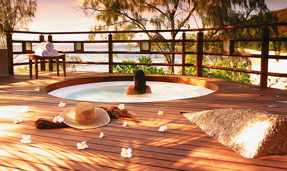 Presidential Villa, Constance L├®muria, Seychelles
