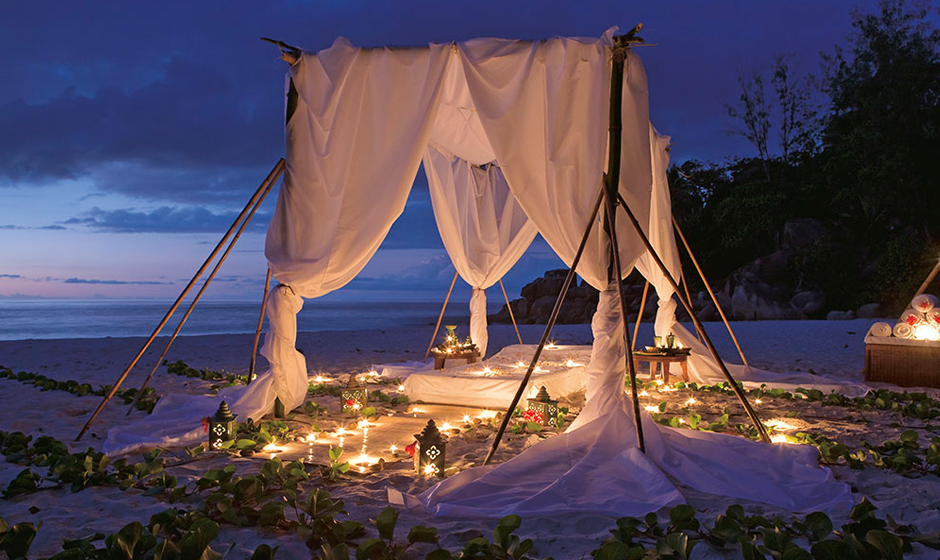 Spa breaks in the Indian Ocean: Constance Lémuria, Seychelles