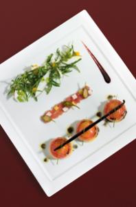 Constance Lémuria's Tuna Ravioli