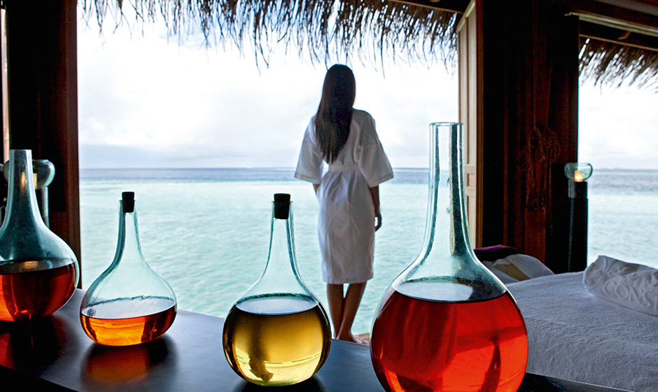 Spa de Constance at Constance Halaveli, Maldives