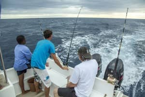 Fishing in the Indian Ocean