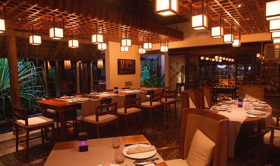 Cyann restaurant, Constance Eph├®lia