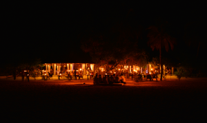 Earth Hour at Constance Halaveli, Maldives