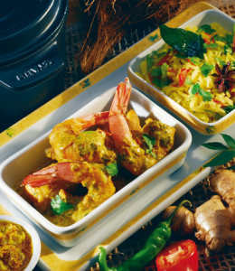 Traditional Indian Ocean flavours with a contemporary twist