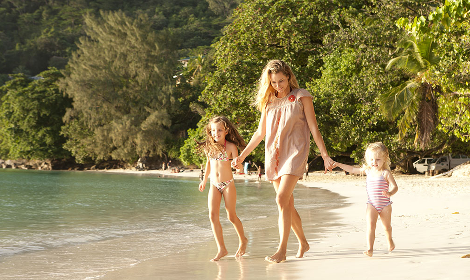 Family holidays at Constance Hotels and Resorts