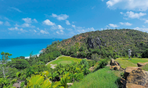 Lémuria's incredible golf course