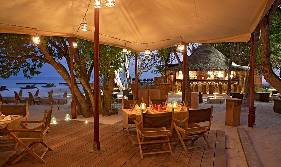 Aliz├®e Restaurant, Constance Moofushi, Maldives
