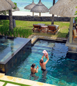 Luxury family holidays to Mauritius